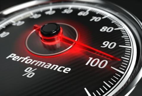 Montior measuring ecommerce performance.
