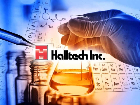 Hall-Tech manufacturers of adhesives and polymer emulsions