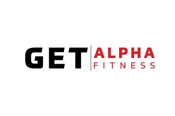 Get Alpha Fitness Logo
