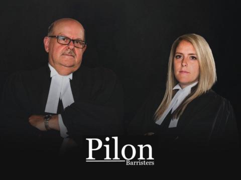 Johanne Pilon and Maurice Pilon
