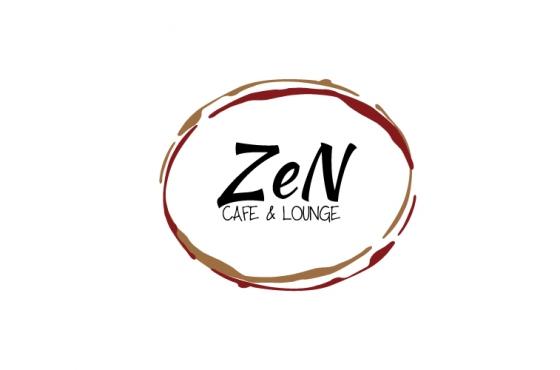Zen Cafe / Lounge Logo