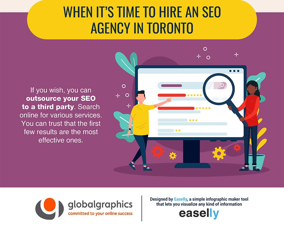 Local SEO When it's time to hire an SEO agency in Toronto